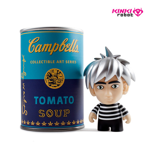 WARHOL SOUP CAN MINI SERIES(단품)