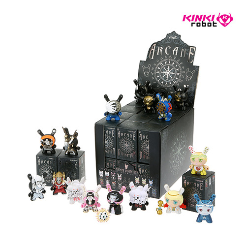 DUNNY ARCANE DIVINATION SERIES (홀케이스)