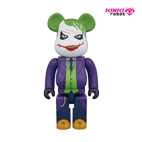 400%BEARBRICK THE JOKER LAUGHING VER