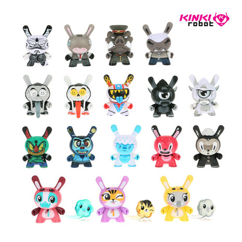 DUNNY WILD ONES SERIES (단품)