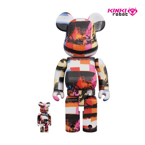 400%+100%, 1000%BEARBRICK ANDY WARHOL THE LAST SUPPER (프리오더)