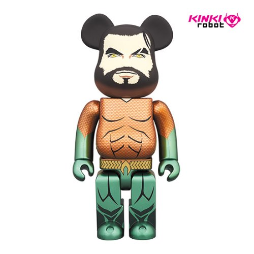 400%BEARBRICK AQUAMAN