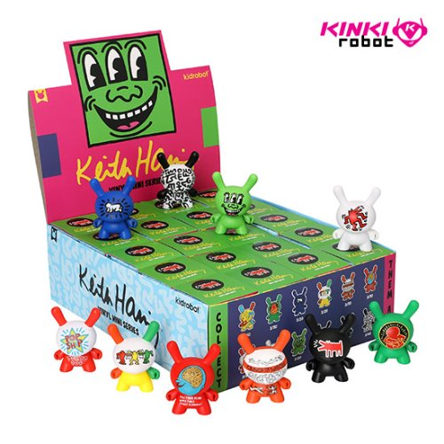 KEITH HARING DUNNY MINI SERIES (단품)